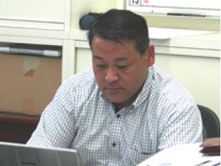 代表取締役社長 熊本 元信