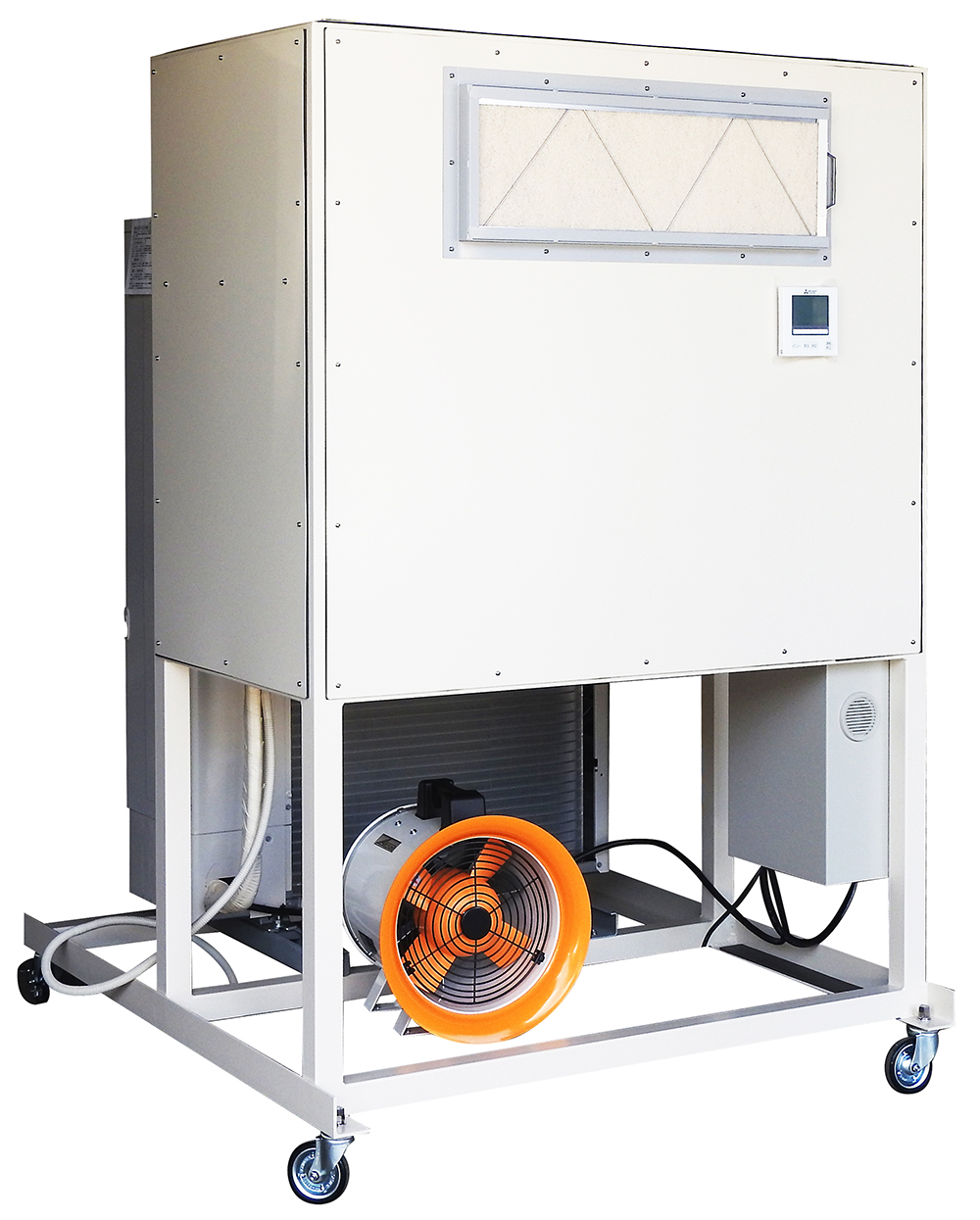 大型スポットエアコン ジェットストリーム KdK-PACZ5600(A)50Hz (B)60Hz